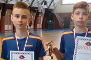 Cztery medale naszych tenisistów