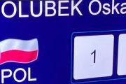 Oskar Ołubek dźwigał w Raszynie