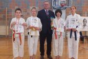 Pierwszy tegoroczny start karateków